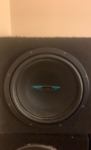 "Image dynamics sub 12"" for Sale in Long Beach, CA"