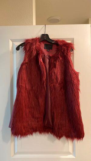 Windsor Fur Vest for Sale in Princeton, TX