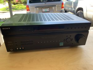 Sony stereo FM/AM receiver STR-DE598 for Sale in Beaverton, OR