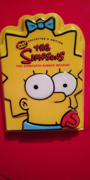 The simpsons 8th season for Sale in Minneapolis, MN