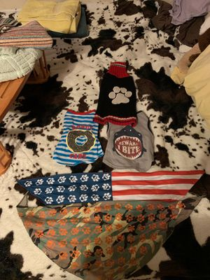 Dog cloths for Sale in Upland, CA