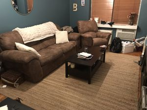 Queen sleeper sofa + lazy boy recliner for Sale in New York, NY
