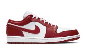 Jordan 1 Low Gym Red White 7Y for Sale in Pleasant Grove, UT
