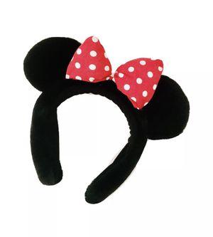 Original Disney Parks Minnie Mickey Mouse Ears Headband Disneyland for Sale in Glendale, CA