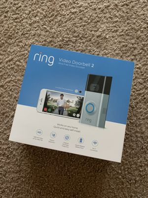 ring Video Doorbell 2 for Sale in Kissimmee, FL