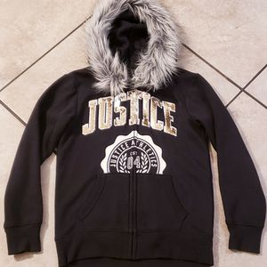 Girls justice hoodie size 8 for Sale in Monrovia, CA