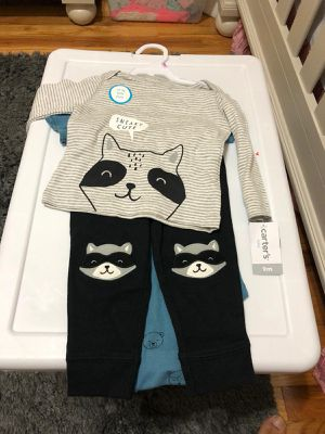 Carters baby boy clothing set bran new for Sale in Dearborn Heights, MI