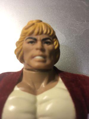 Vintage HE Man Prince Adam Action Figure Collection complete MOTU for Sale in El Paso, TX