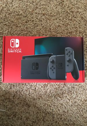 Nintendo Switch BOX for Sale in Edwardsville, IL