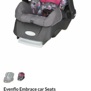 Evenflo Embrace Infant Car Seat for Sale in Dallas, TX
