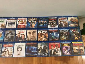 50 blu rays for Sale in Niceville, FL