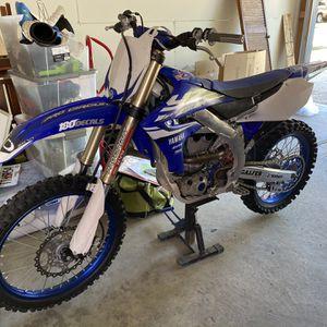 2018 Yamaha yz450f for Sale in Seattle, WA
