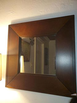 🌺 3 Wood Mirror 🌺 for Sale in Fowler,  CA