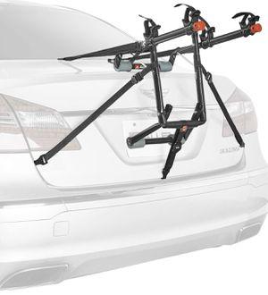ALLEN SPORTS DELUXE 2-BIKE TRUNK MOUNT RACK, MODEL 102DN- for sedan cars for Sale in Aventura, FL
