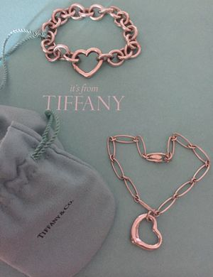 Tiffany retired Elsa Peretti link bracelets for Sale in Queens, NY