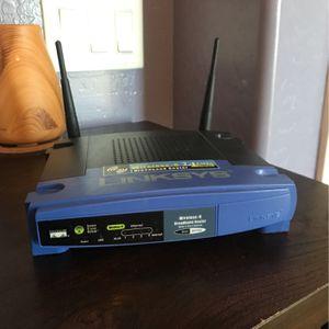 Linksys Wireless 2.4 Router for Sale in Phoenix, AZ