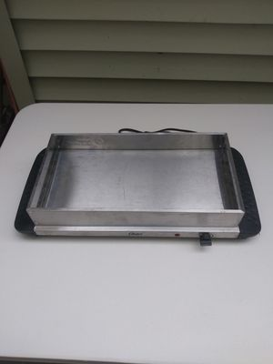Oster Electric Warming tray for Sale in Delavan, WI