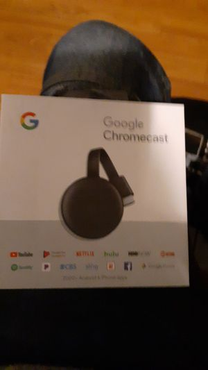 Google Chromecast for Sale in Corona, CA