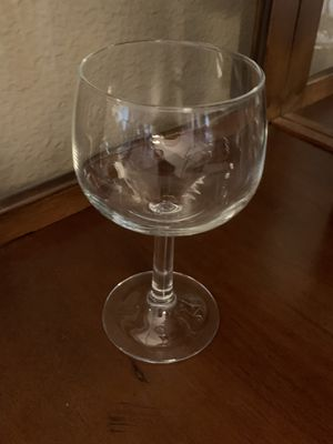 Set of 17 wine glasses for Sale in Fontana, CA