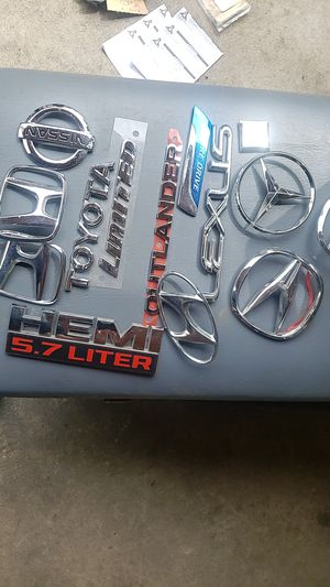 Emblems for Sale in Fresno, CA