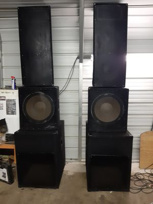 DJ equipment for Sale in Laton, CA
