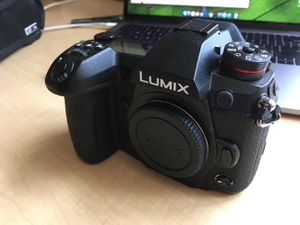 Panasonic LUMIX G9 Mirrorless digital camera body for Sale in Orlando, FL