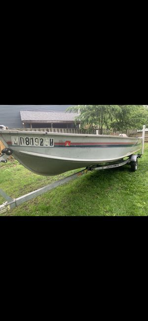 16' Alumacraft for Sale in Severna Park, MD