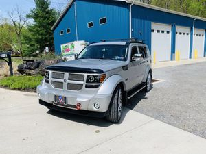 2011Dodge nitro heat 4*4 for Sale in McKnight, PA