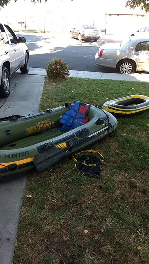Inflatable boat for Sale in Hawaiian Gardens, CA