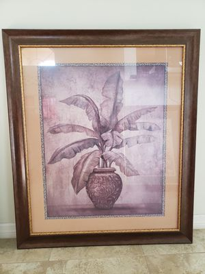 Nice wall picture for Sale in Cape Coral, FL