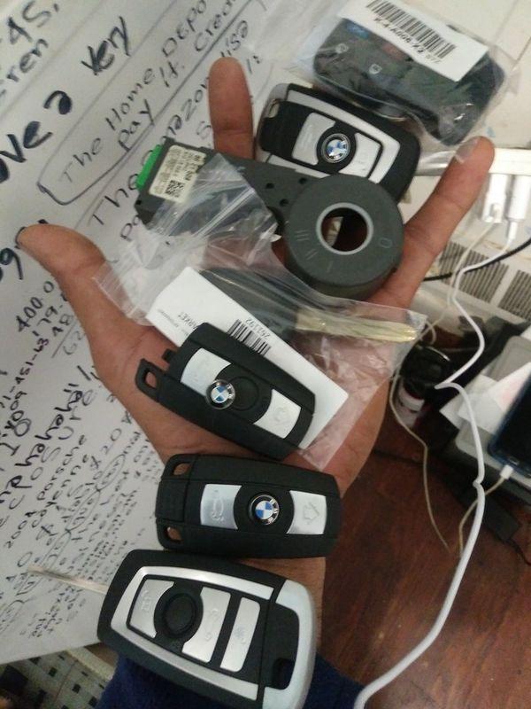 We make car keys