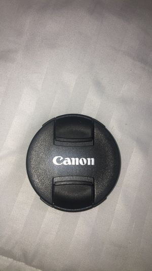 Canon lens cap for Sale in City of Industry, CA