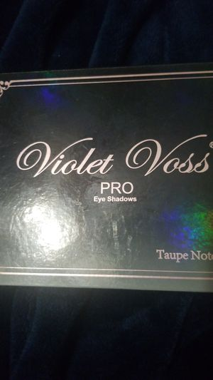 Violet Voss Pro Eyeshadows for Sale in Eau Claire, WI