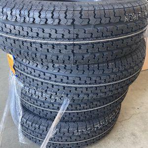 205 75 R15 Trailer Tires for Sale in Huntington Beach, CA