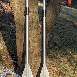 Achilles 2 - 3 Person Dinghy Oars for Sale in Milford, CT