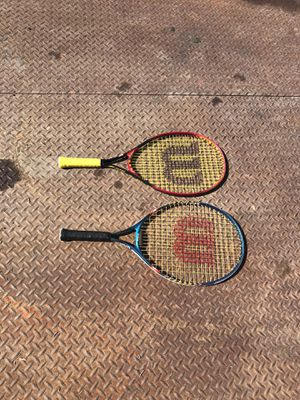 Tennis Rackets for Sale in Fairfield, CA