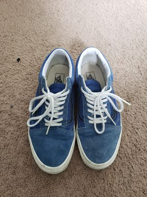 Vans Old Skool Royal Blue Size 10 No Box for Sale in Los Angeles, CA