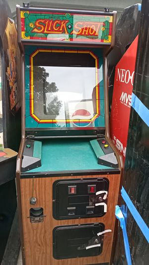 Slick shot arcade game for Sale in Tracy, CA