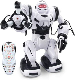 Remote Control Smart Robot Toy - Big Calvin, Flexible Moving Body for Sale in Los Angeles, CA