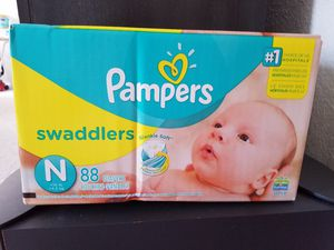 Pampers diaper for Sale in Portsmouth, VA