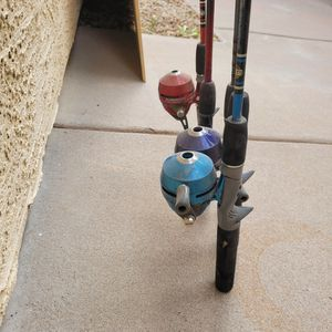 Fishing Rod And Reed for Sale in Tempe, AZ