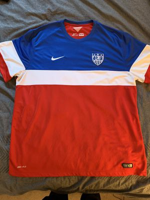 Nike US Men's National 2014 World Cup Away Jersey for Sale in Washington, DC