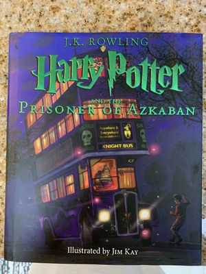 Harry Potter and the Prisoner of Azkaban Limited Collector's Edition for Sale in Winter Garden, FL