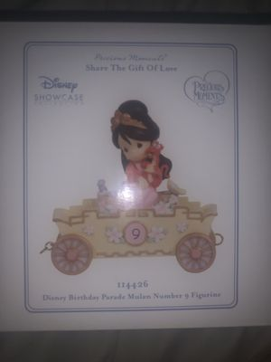 Disney Precious Moments Birthday Parade Age 9 for Sale in Feasterville-Trevose, PA