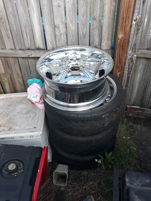 "20"" Rim's for Sale in Tampa, FL"