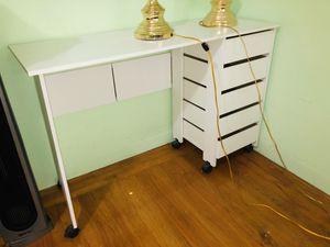 Ikea desk 44x15x30H for Sale in San Leandro, CA