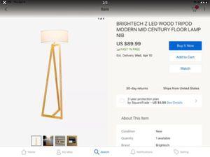 LED Floor Lamp for Sale in Pomona, CA