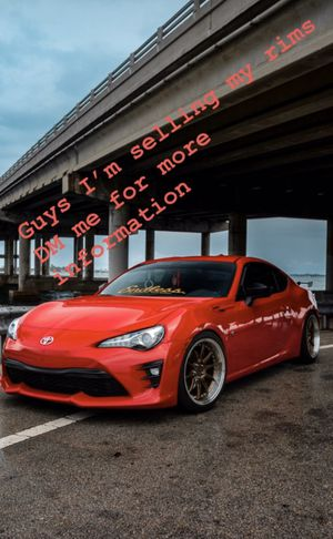 Wheels Rim for Sale in Miami, FL