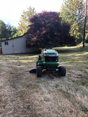John Deere riding mower for Sale in Beaverton, OR