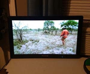 """Polaroid 22"""" HD LED TV New Stand & Remote for Sale in Bonney Lake, WA"""
